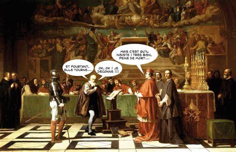 Abjuration de Galilée