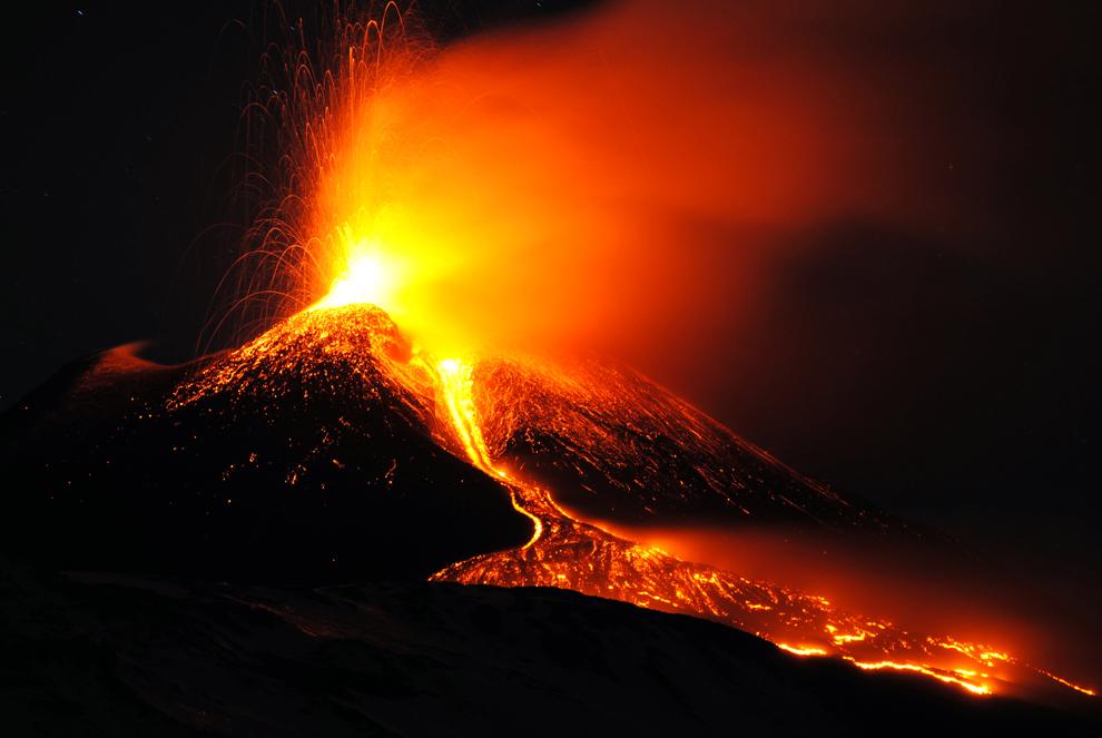 Histoires de volcans